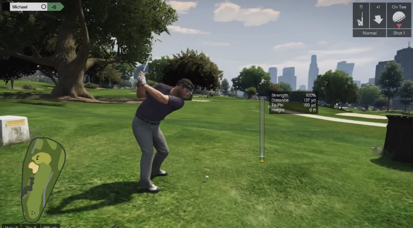 Be prepared to lose 100+ hours of your life playing virtual golf.