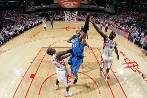 Dallas Mavericks v Houston Rockets