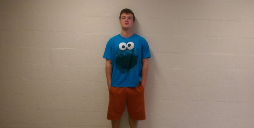 James Dorgan - Cookie Monster
