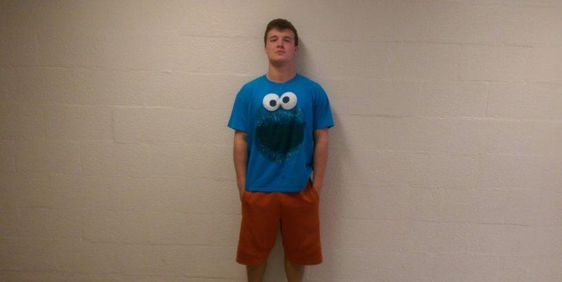 James Dorgan - Cookie Monster